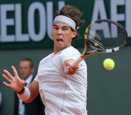 Djokovic, Nadal blast way into French Open semis