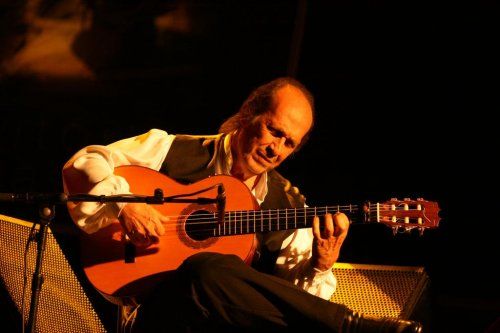 Flamenco guitarist Paco de Lucia dies at age 66