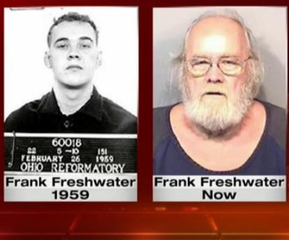 Fugitive busted in Florida 56 years after escaping prison farm