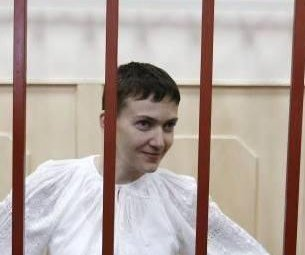 Ukraine pilot Nadia Savchenko faces 25-year term in Russia