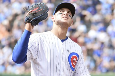 Locked-in Anthony Rizzo's three-run shot powers Chicago Cubs