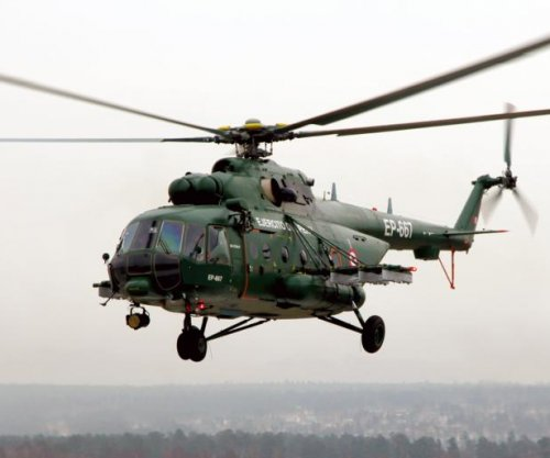Peru receives Russian radios as part of helicopter deal