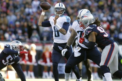 Marcus Mariota, Tennessee Titans improving with each week