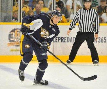 Nashville Predators sign defenseman Joonas Lyytinen to entry-level contract