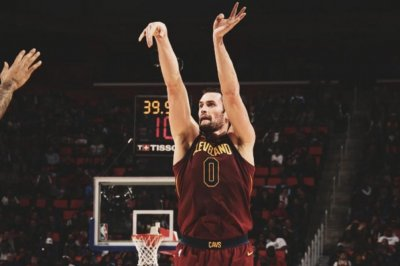 Cleveland Cavaliers assert themselves in rout of Detroit Pistons