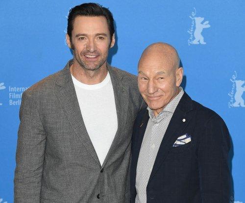 Hugh Jackman has 'Logan' reunion with Patrick Stewart