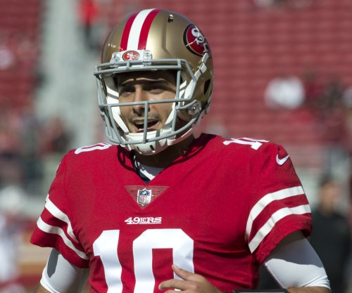 Robbie Gould, Jimmy Garoppolo guide San Francisco 49ers past Tennessee Titans at gun