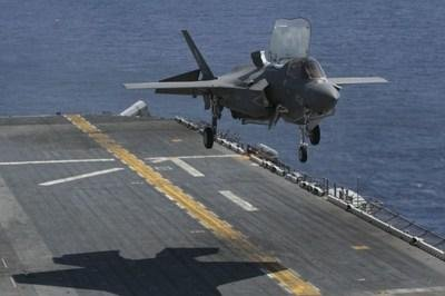Raytheon awarded $246M in two contracts for Navy's jet landing systems