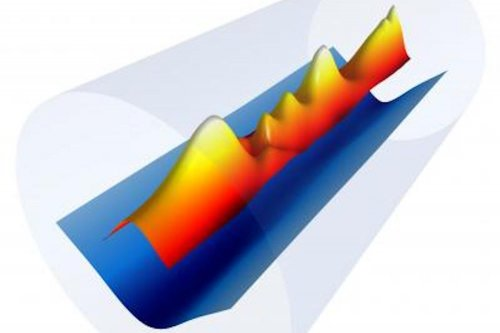 New plasma wave accelerator propels electrons to record speeds