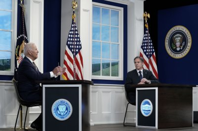 Biden holds 2nd climate summit with aim of cutting emissions 30% by 2030