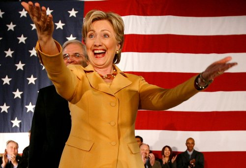 Clinton favorite for president in 2016