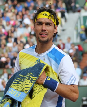 Fognini among St. Petersburg first-round winners