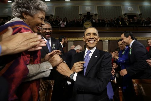 Obama: 'State of our union is strong'