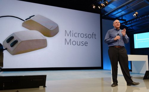 CEO Ballmer to leave Microsoft within a year
