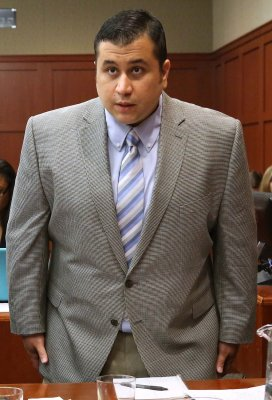 George Zimmerman willing to fight black person in charity boxing match
