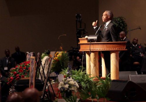Al Sharpton denounces report about his unpaid taxes