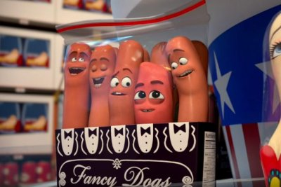 Seth Rogen, Kristen Wiig voice food in 'Sausage Party' red band trailer