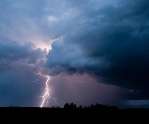 Up to 46 people, many children, injured in lightning strikes in France, Germany