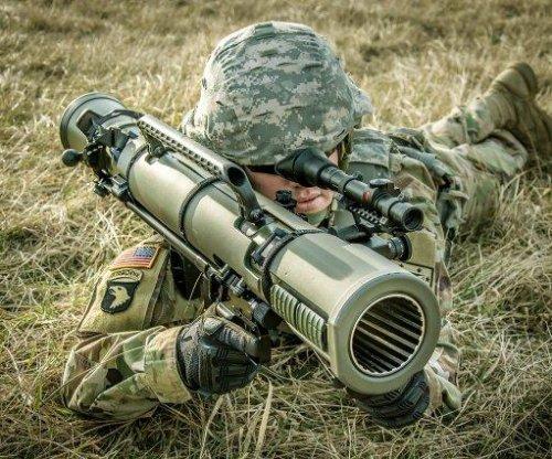 U.S. Army testing M3 recoilless rifle improvements