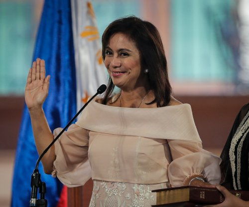 Philippine vice president quits Cabinet in tiff with Duterte