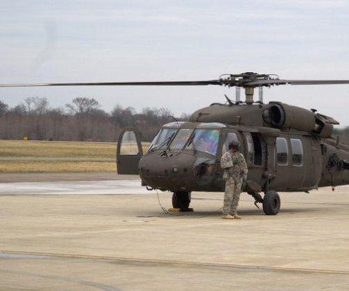 UH-60V Black Hawk completes first flight