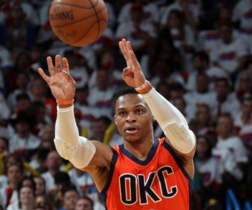 Thunder's Westbrook has another testy postgame presser