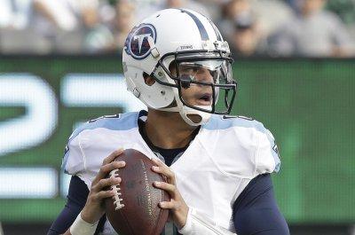 Upbeat Tennessee Titans expect quarterback Marcus Mariota to return for training camp