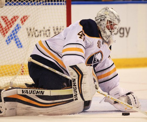 NHL: Buffalo Sabres sign goalie Robin Lehner to one-year, $4 million deal