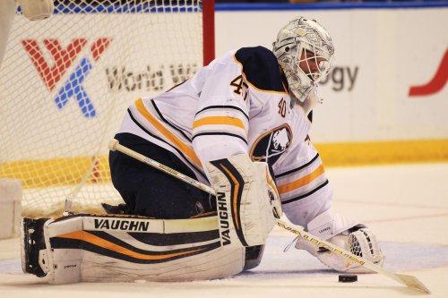 NHL: Buffalo Sabres sign goalie Robin Lehner to one-year, $4 million deal