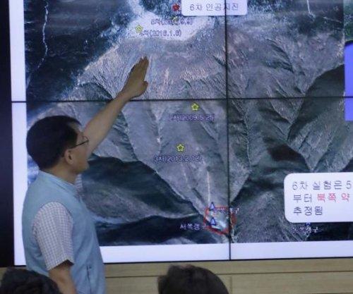 North Korea nuclear site shows 'disturbances,' landslides