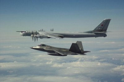U.S. intercepts Russian jets near Alaska for 2nd straight day