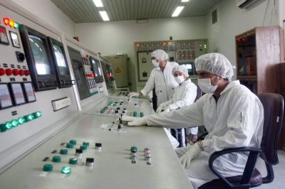 Iran says it will surpass nuclear deal limit on uranium in 10 days