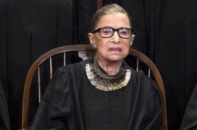 Ruth Bader Ginsburg on her way 'to being very well'