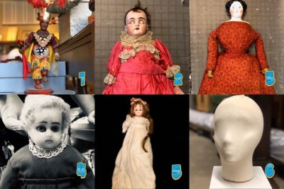 Museum holds Creepy Doll Contest to find spookiest toy