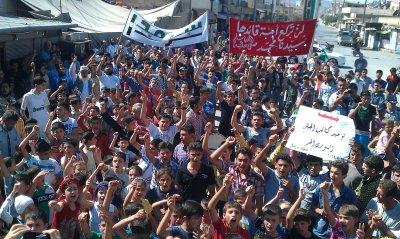 Assad regime squeezed by 'unrelenting' war