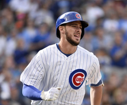 Chicago Cubs 3B Kris Bryant tops in jersey sales