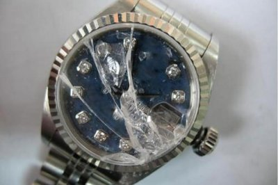 Rubio campaign selling broken 'Trump watches' in nod to debate jab
