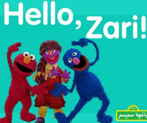 Sesame Workshop debuts new Afghan character Zari
