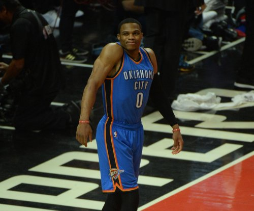 Russell Westbrook misses triple-double record as Oklahoma City Thunder beat Memphis Grizzlies