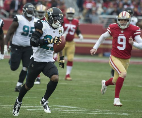 Aaron Colvin: Former Jaguars CB expected to sign with Houston Texans