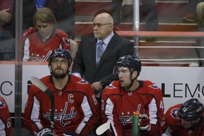Washington Capitals coach Barry Trotz resigns
