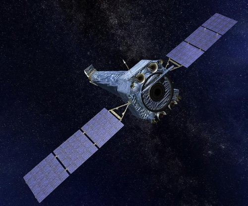 Chandra X-ray Observatory goes into safe mode