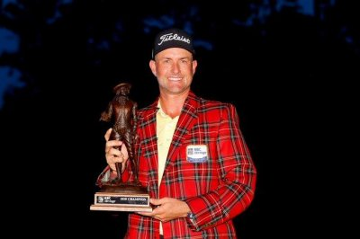 RBC Heritage: Webb Simpson storms back to win at Hilton Head
