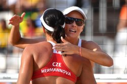 Czech beach volleyball players to miss Olympics due to positive COVID-19 test