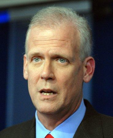 Former White House spokesman hospitalized