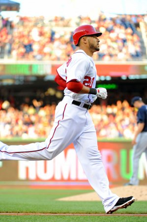 Nationals complete sweep of the Rockies