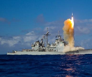 Navy contracts BAE Systems for Aegis support