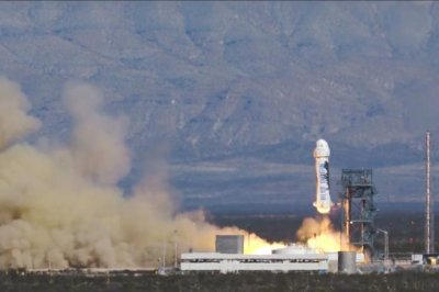 Blue Origin become first to relaunch and land used rocket