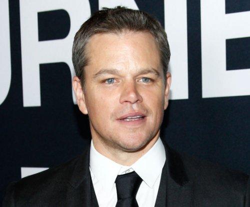 Matt Damon, Julia Stiles attend 'Jason Bourne' premiere