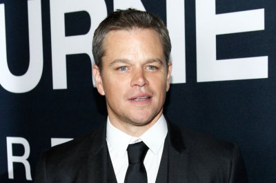 Matt Damon, Julia Stiles attend 'Jason Bourne' premiere